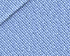 Popeline Operato Diagonale Azzurro Pervinca