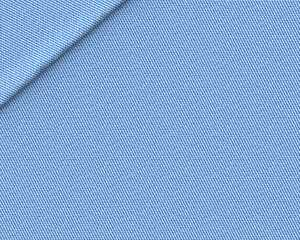 Popeline Azzurro Acceso