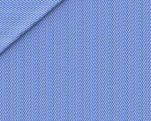 Twill Spinato Azzurro