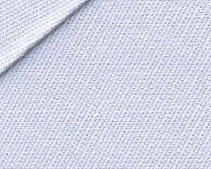 Popeline Operato Diagonale Bianco